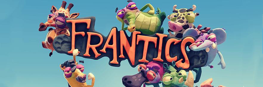 Frantics Press Kit – NapNok Games